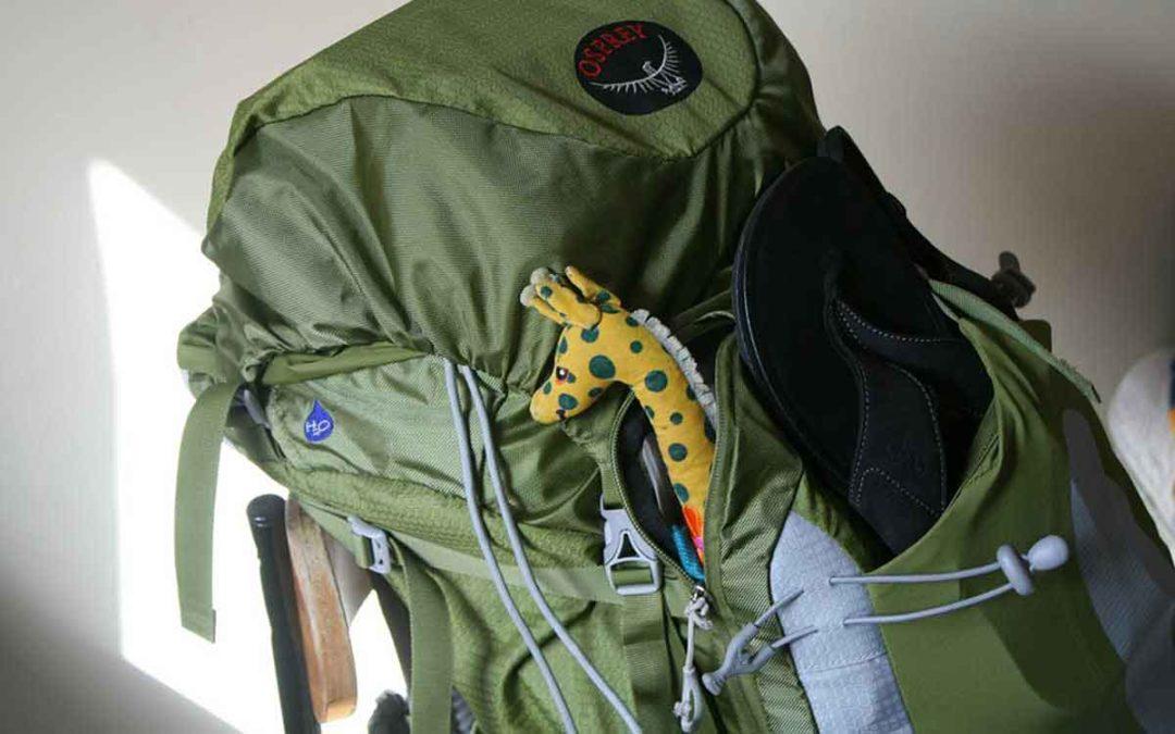 Bien faire son sac à dos pour une randonnée sereine