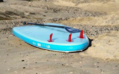 Comment nettoyer son paddle